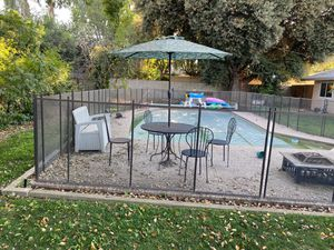 Guardian pool fence for Sale in Fresno, CA