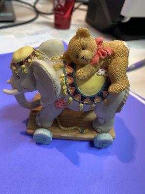 Cherished Teddies - Elephant - 103977 - 8 Trunk Full of Bear Hugs - Circus Figure for Sale in Chula Vista, CA