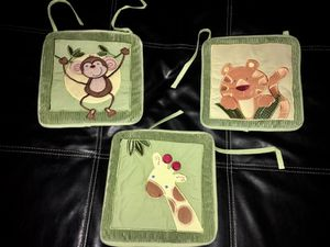 Wall or crib decorations for baby room for Sale in Greensboro, NC