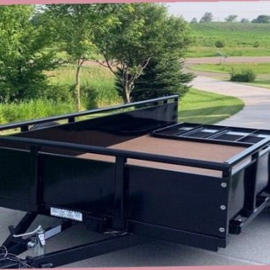 Available on the market is my nice and clean PJ Trailer.- $1000