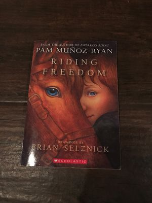Riding Freedom by Pam Muñoz Ryan for Sale in Phoenix, AZ