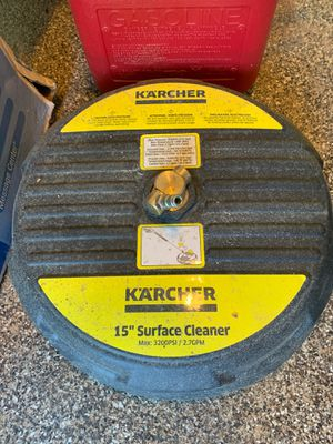 Surface Cleaner/Driveway cleaner for Sale in Snohomish, WA