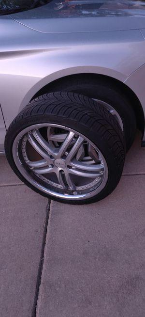 5 starz 5 lugs Audi rims for Sale in North County, MO