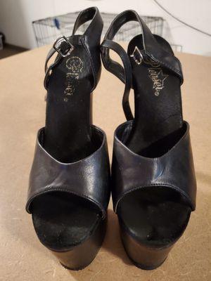 Black Dancing Heels for Sale in Rolla, MO