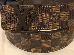 Brown Damier LV belt for Sale in Brooklyn, NY