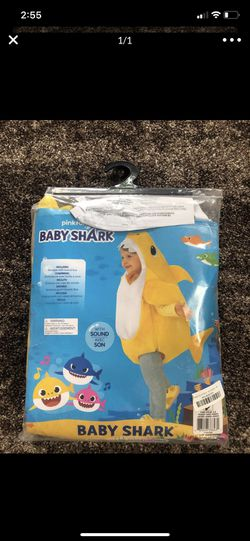 Baby shark costume for Sale in Hollister,  CA