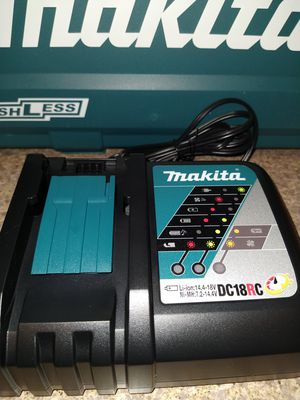 New Charge Makita 18V for Sale in Chula Vista, CA