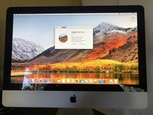 "Apple iMac 21.5"" Mid 2010 for Sale in Garden Grove, CA"