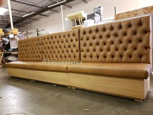 BOOTHS FURNITURE DESIGN for Sale in West Los Angeles, CA