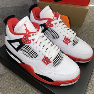 Jordan 4 Fire Red Size 12 Brand New for Sale in Stockton, CA