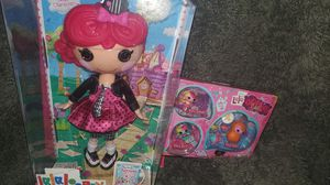 Lalaloopsy strings pick n strum and Lalaloopsy littles for Sale in Los Angeles, CA
