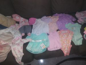 Baby clothes newborn to 3 months for Sale in Brooklyn, NY