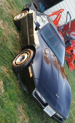 1985 Chevy Corvette for Sale in Orange,  VA