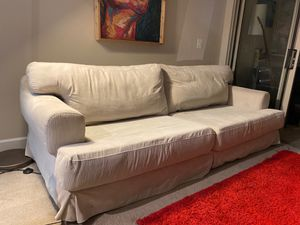 Large sofa. Originally $1500 selling for $450 for Sale in Arlington, VA