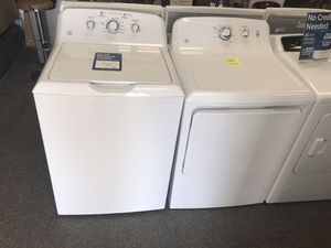 GE washer and gas dryer set for Sale in Fontana, CA