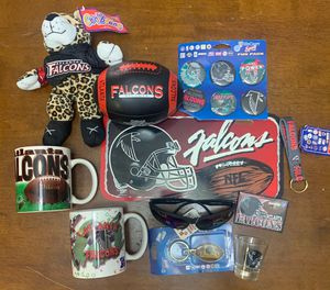 Vintage Atlanta Falcons Collectables for Sale in Roswell, GA