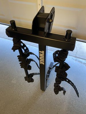 Thule 4 bike rack - Pending pickup for Sale in San Diego, CA
