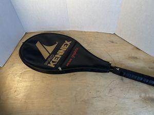 Pro Kennex Mid Size Graphite Glass Bronze Ace Tennis Racket Racquet w/ Jacket for Sale in Schaumburg, IL