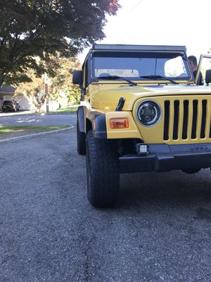 2000 Jeep Wrangler TJ for Sale in Trumbull, CT