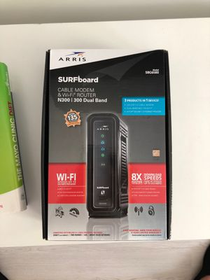 Arris Surfboard Modem and router for Sale in Atlanta, GA