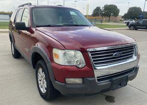 Ford explorer 2006 xlt for Sale in Mesquite, TX