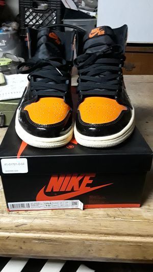 Air Jordan 1 Shattered Back Board for Sale in Hutchins, TX