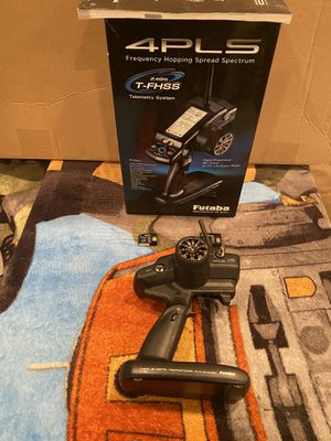 Futaba 4PLS 2.4ghz Remote+ receivers for Sale in University Place, WA