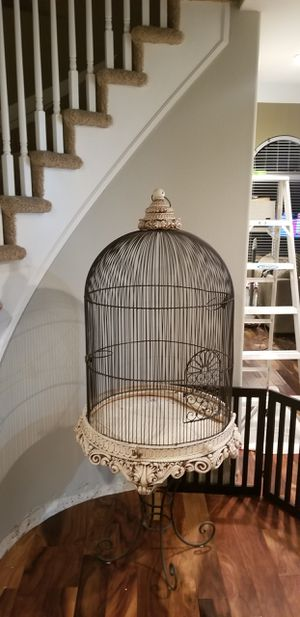 Beautiful bird cage for Sale in Highlands Ranch, CO