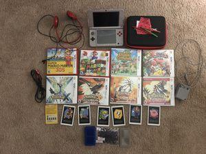 Nintendo 3 da xl , 8 games super condition for Sale in Alexandria, VA