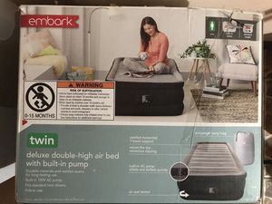 Embark Air mattress twin for Sale in Bell, CA