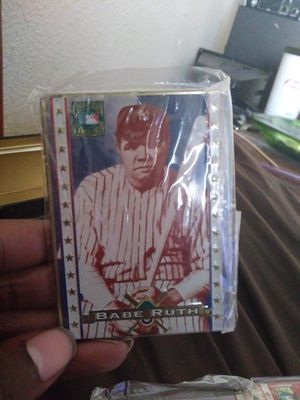BABE RUTH Metallic impressions Cooperstown Collection for Sale in Orlando, FL