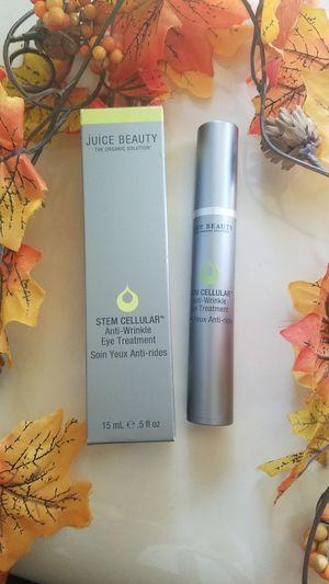 Juice Beauty Stem Cellular Eye Treatment for Sale in Greenacres, FL