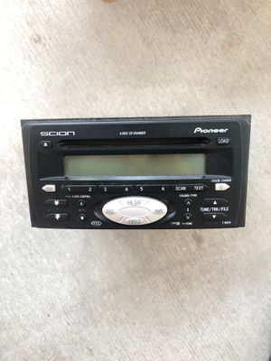 Scion CD stereo system for Sale in Anaheim, CA