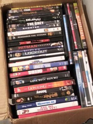 Movies 40 total...great selection for Sale in Atlanta, GA