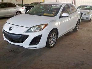 Parting wrecked 2011 Mazda 3 for Sale in Phoenix, AZ