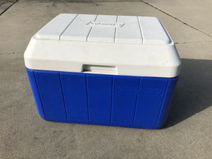 Colemon ice chest cooler for Sale in Gardena, CA