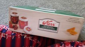 Vintage 12 jar box Kerr jam&Jelly for Sale in Hoquiam, WA