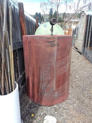 Old oil barrel for Sale in Chelan, WA