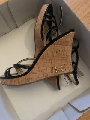 MICHEAL Micheal Kors wedge sandals. for Sale in Volo, IL