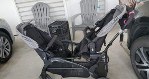 Baby trend sit and stand double stroller for Sale in Salt Lake City, UT