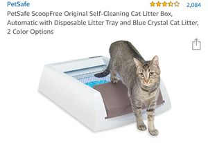 New Automatic cleaning litter box for Sale in Denver, CO