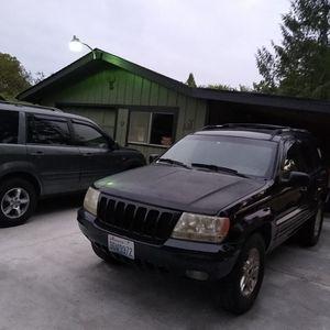 99 Jeep Grand Cherokee for Sale in Winlock, WA