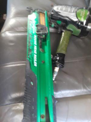 Hitachi nail gun for Sale in Seattle, WA