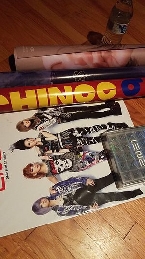 KPOP BUNDLE 5 POSTERS PLUS 1 CD for Sale in Stockton, CA