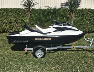 2013 Seadoo GTX 215 Supercharged Clean for Sale in Wichita, KS