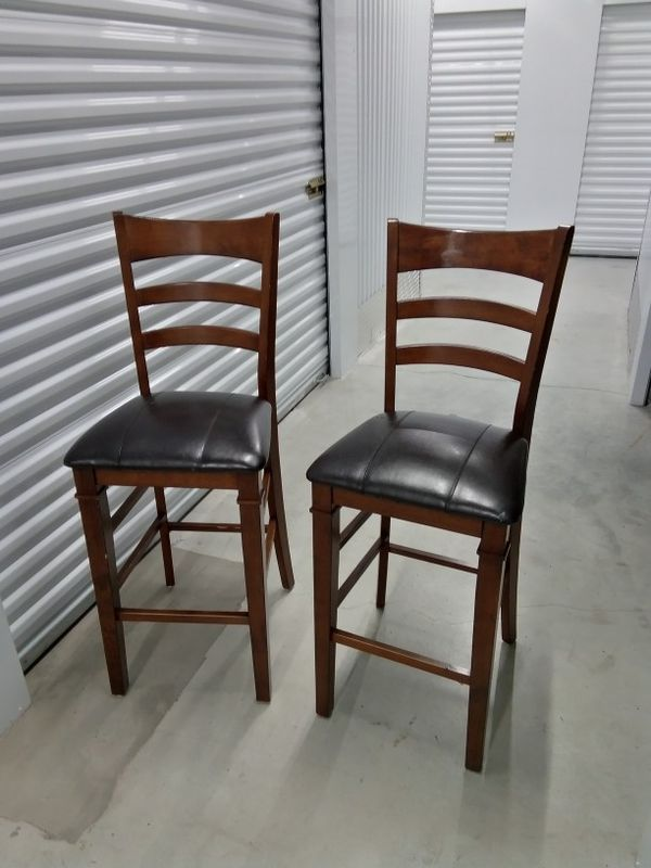 Tall Chairs For Table And/Or Bar