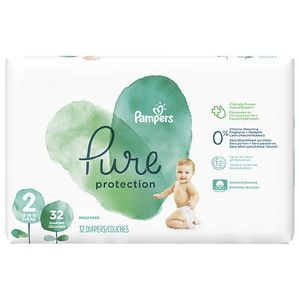 Pampers pure diapers for Sale in Thornton, CO