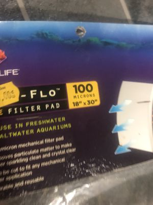 Micron filter pad for Sale in Bronx, NY