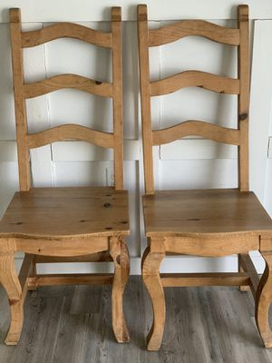 Antique dinning chairs for Sale in Riverview, FL