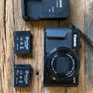 Canon G7X for Sale in Newberg, OR